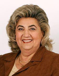 Virginia Reginato, prefeita de Viña del Mar, no Chile, emporcalhou a própria cidade
