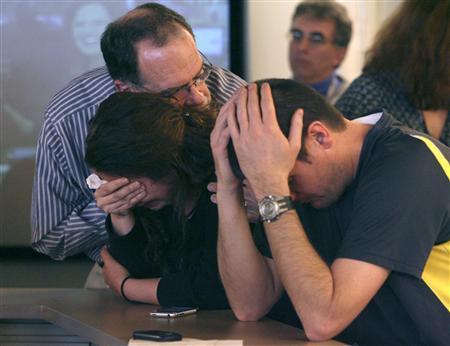 Choro e desespero na última edição do Rock Mountain News