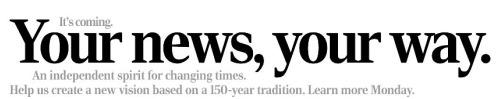 Leitores abraçaram a causa dos jornalistas do Rocky Mountain News