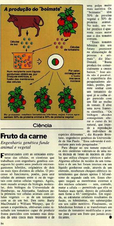 Nasce um mito: a barriga mais célebre da história da imprensa brasileira