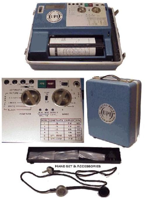 A máquina desenvolvida pela UPI: ruidosa, lerda e pesada, mas uma maravilha tecnológica na era da pedra lascada