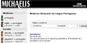 dicionario_definição_jornalismo